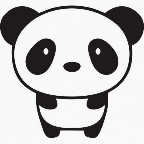 500x500 Kumpulan Gambar Hello Panda Gambar Lucu Terbaru Cartoon