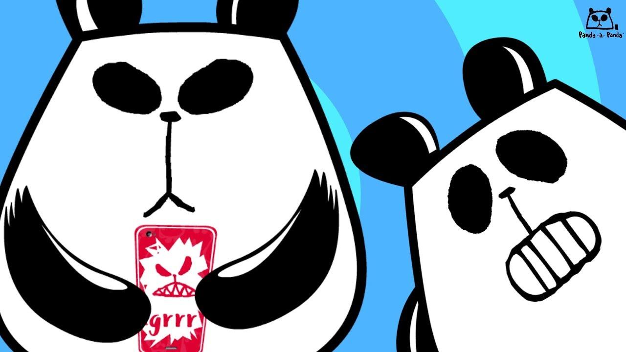 1280x720 Panda Cartoons Funny Videos Kids Cartoon Promo Pandatude