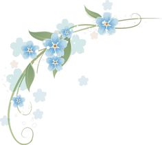 236x211 Pansy Flower Corner Border Clip Art Use These Free Images