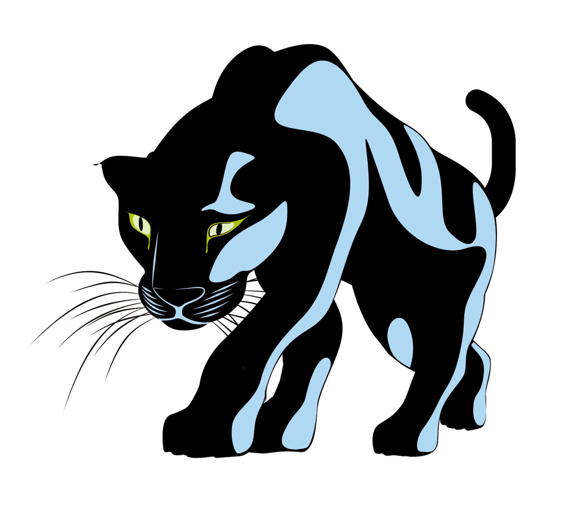 Growling Panther Face Stock Vector 585261455: Free Download Best Panther Face