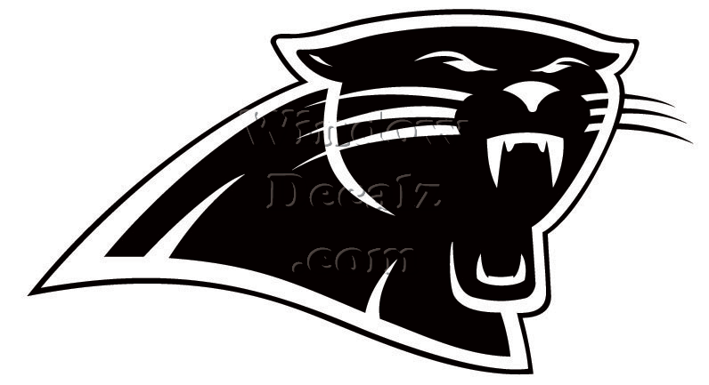 796x433 Logo Clipart Carolina Panthers