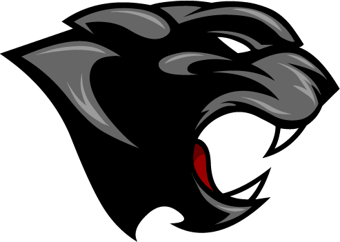 493x351 Black Panther Clipart Logo