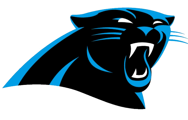 800x513 Panthers Logo Football Clipart