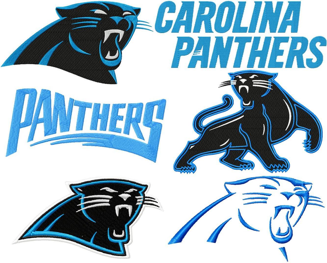 1333x1072 Carolina Panthers Clipart