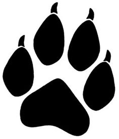 236x275 Clipart Wolf Paw Amp Clip Art Wolf Paw Images