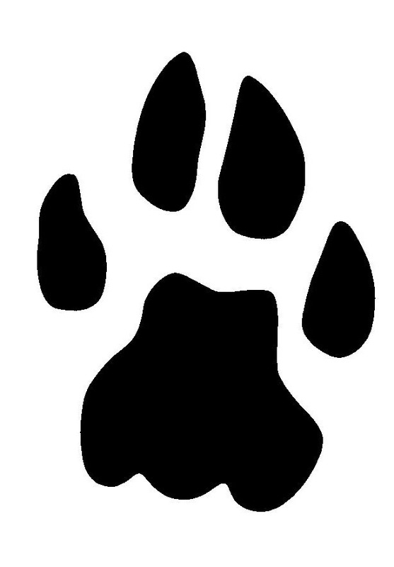 557x800 Images Of Panther Paw Logos Black
