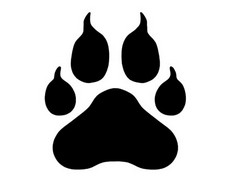 230x182 Red Cougar Paw Logo Free Photos