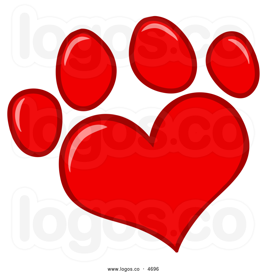 1024x1044 Red Panther Paw Clipart 2209742