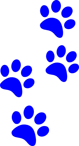 Panther Paws Clipart