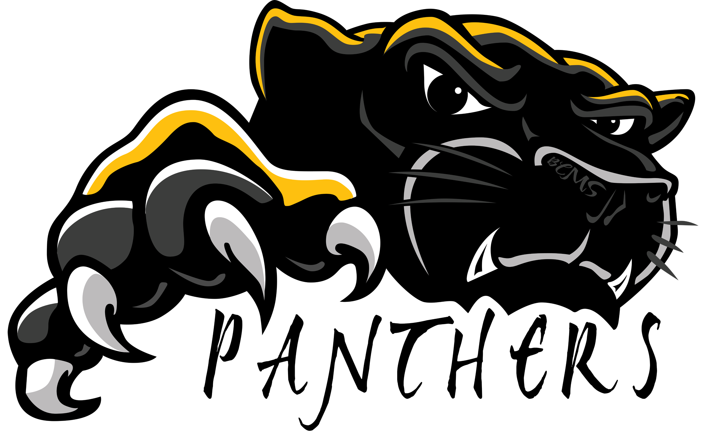 2400x1453 Top 81 Panther Clipart
