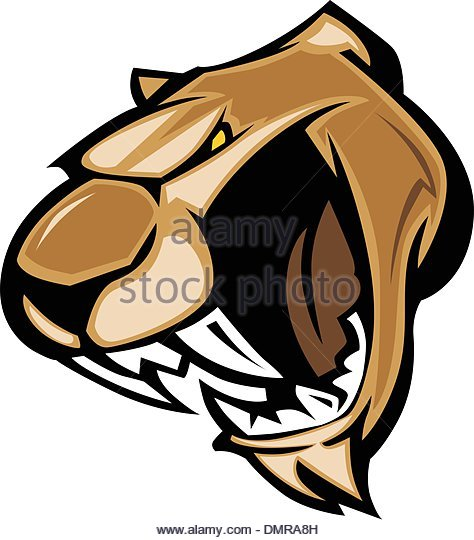 474x540 Panther Clip Art Stock Photos Amp Panther Clip Art Stock Images