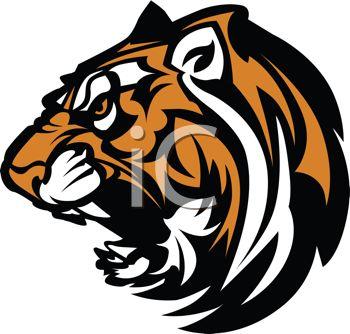 350x334 Bengal Clipart Panther