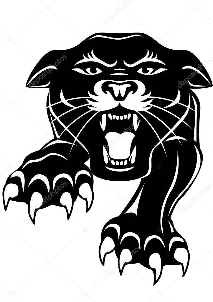 723x1023 Black Panther Stock Vectors, Royalty Free Black Panther