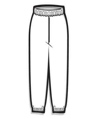 358x400 Uniform Pants Cliparts 270565