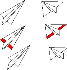 236x245 Take Off With Paper Airplanes