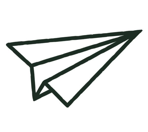 584x520 Best Paper Plane Tattoo Ideas Plane Tattoo