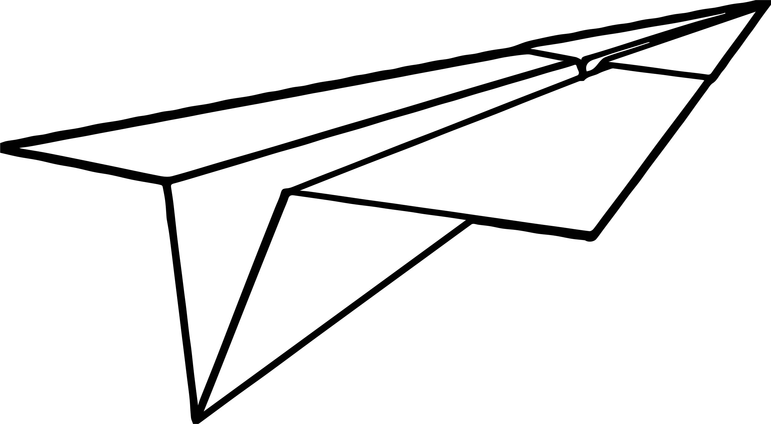 2507x1378 Paper Airplane Coloring Page Wecoloringpage