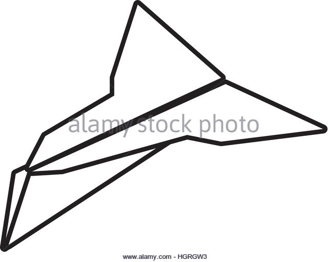 640x511 Paper Plane Cutout Stock Photos Amp Paper Plane Cutout Stock Images