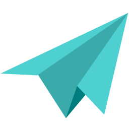 256x256 Paper Plane Icon Myiconfinder