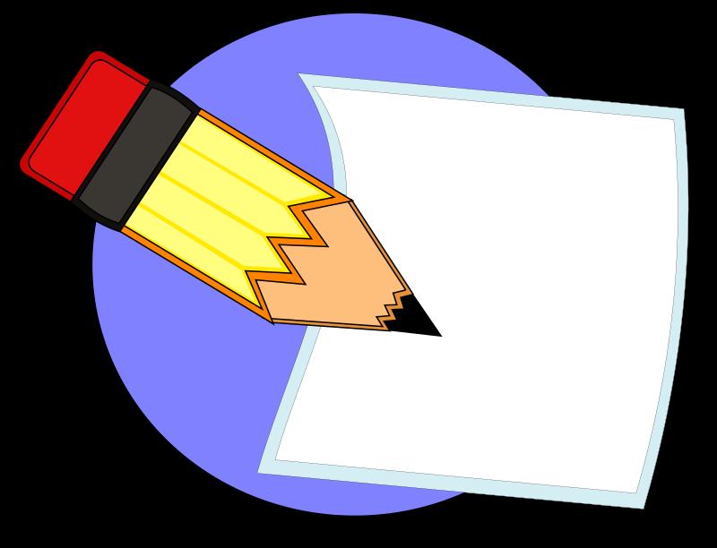 800x612 Paper Clipart Quiz