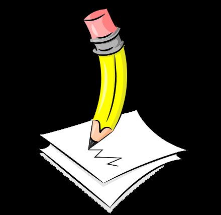 440x427 Pencil Clip Art