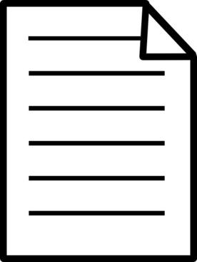 276x368 Document Paper Pencil Clip Art Vector Free Vector Download