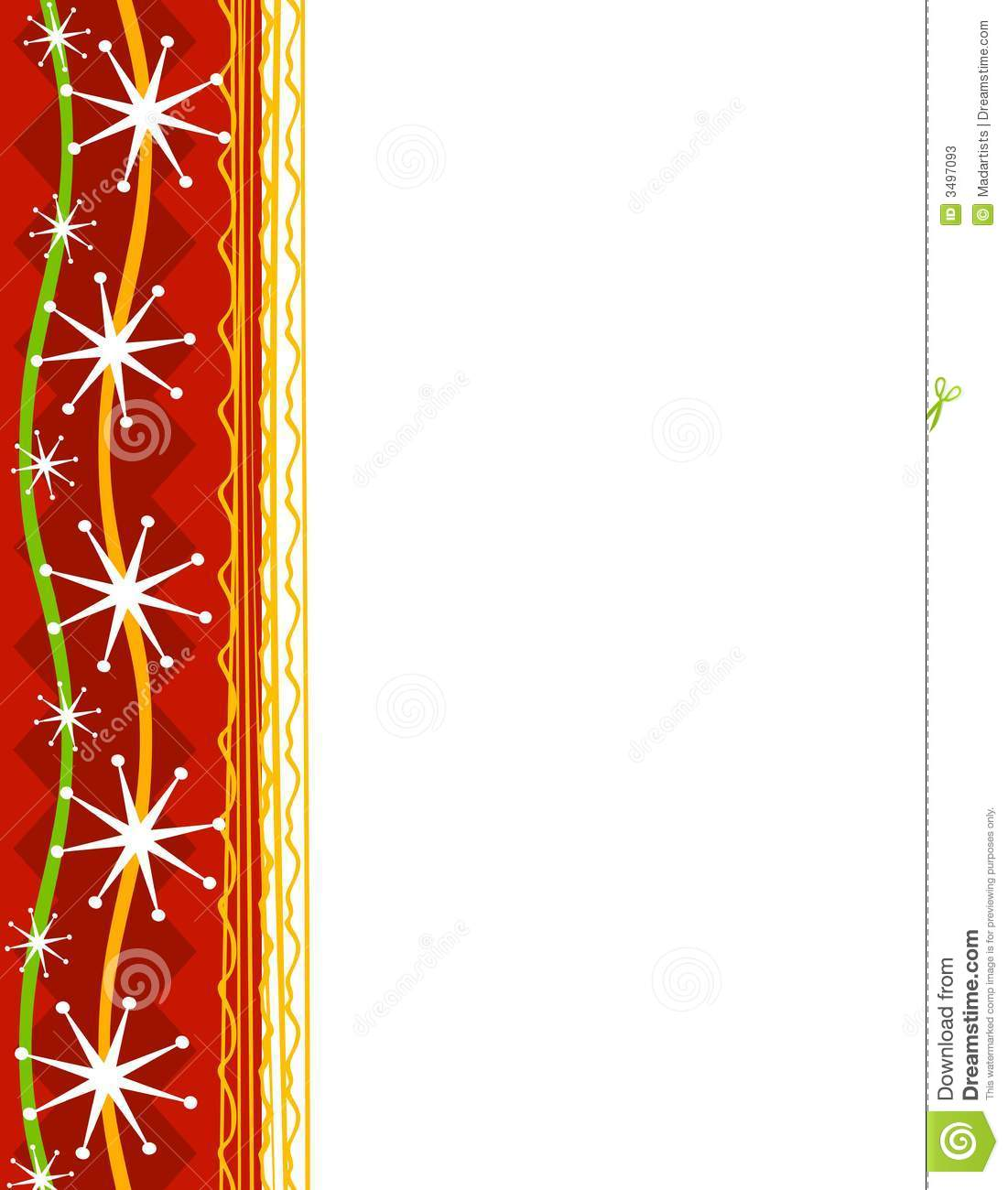 1101x1300 Christmas Paper Border Microsoft Word Free Graph Template