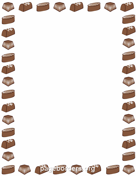470x608 Free Food Borders Clip Art, Page Borders, And Vector Graphics