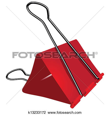 450x470 Office Clipart Paper Clip