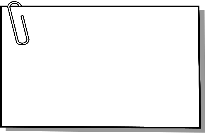 700x457 Note Paper Clipart