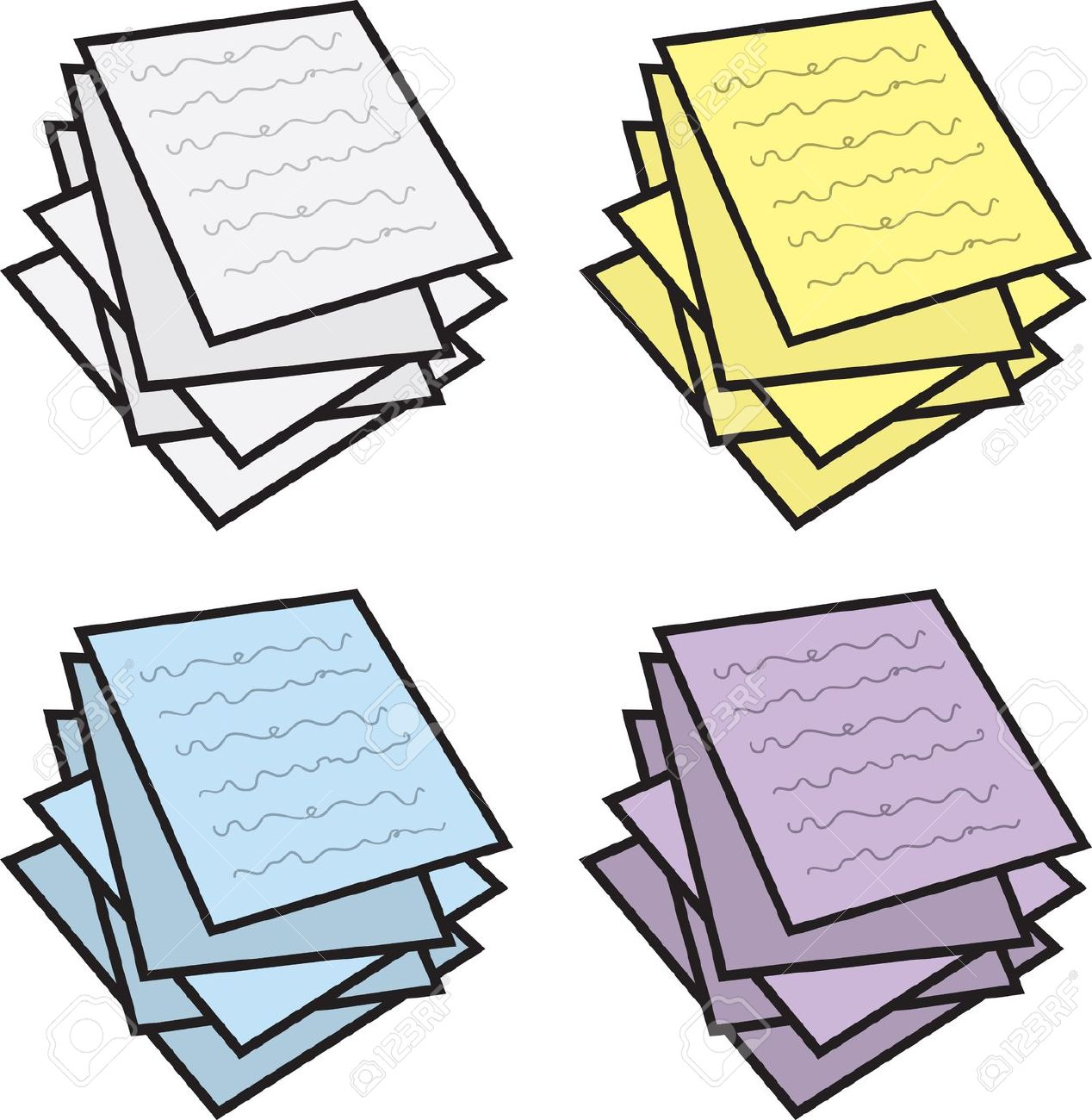 1268x1300 Paper Clip Art Images Free Clipart