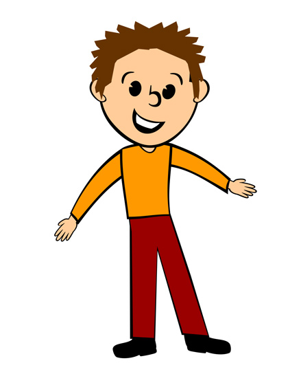 439x560 Clip Art Thumbs This Guy Clipart