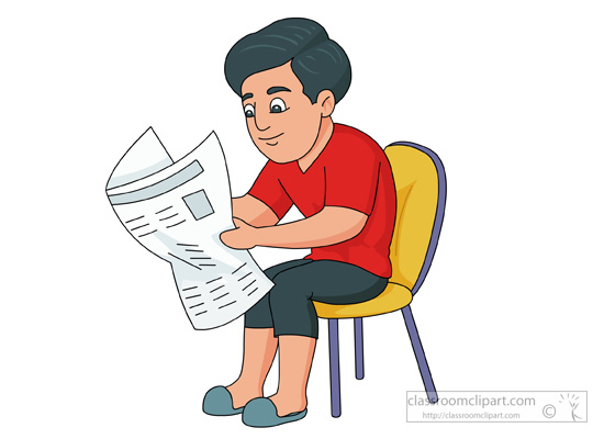 550x400 Man Sitting Chair Clipart, Explore Pictures