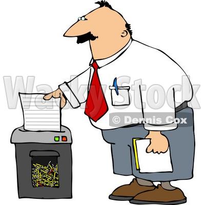 400x400 Paper Clipart Man
