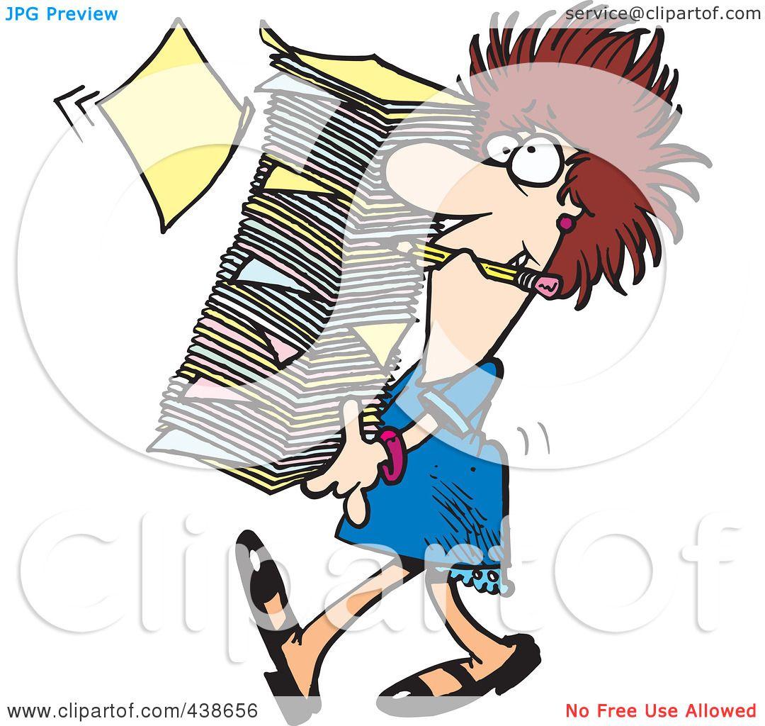 1080x1024 Royalty Free (Rf) Clip Art Illustration Of A Cartoon Businesswoman