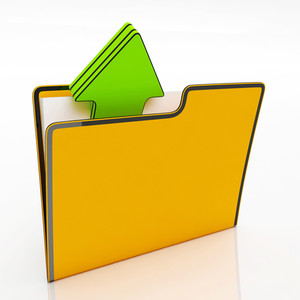 300x300 Files Shows Organizing Documents Filing And Paperwork Royalty Free