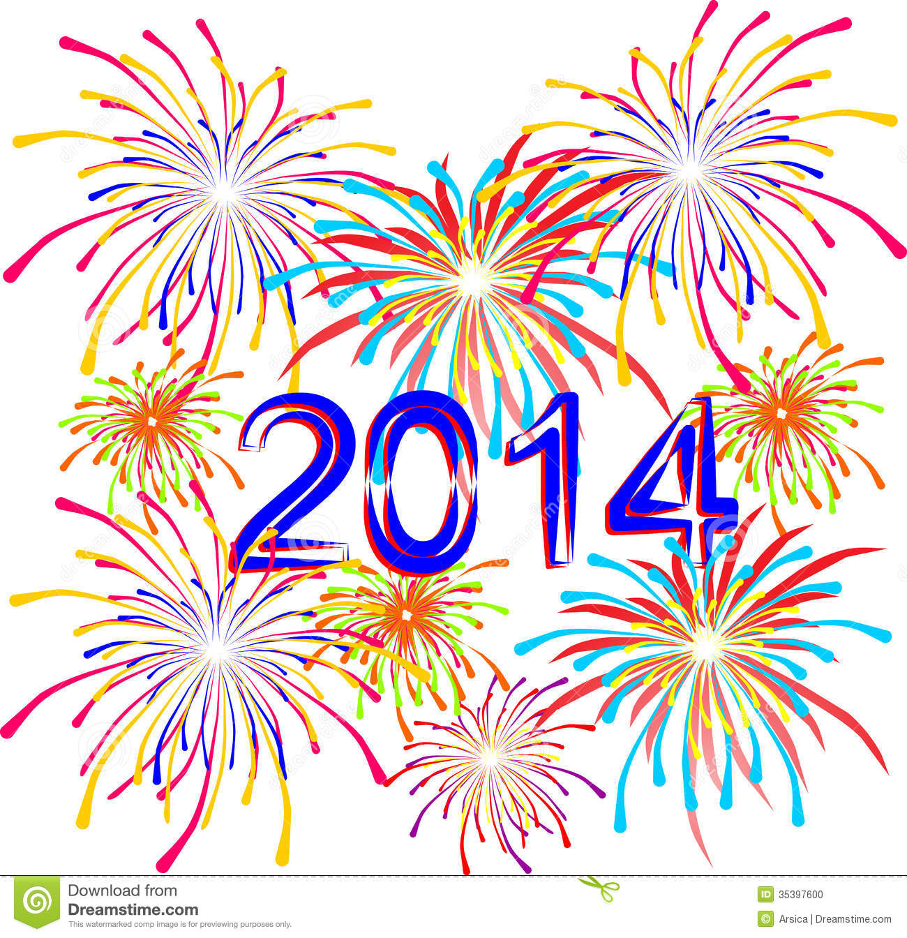 1300x1344 Free Fireworks Clipart