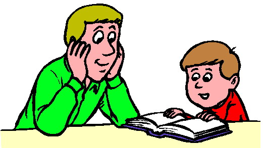 521x294 Parents Reading Clip Art