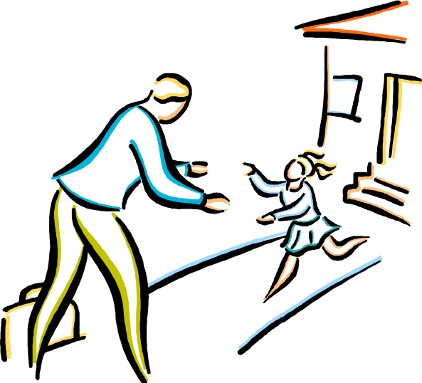 593x538 Clip Art Child Runs To Parent.png Clipart Panda