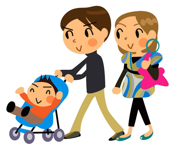 598x509 Clipart Parents