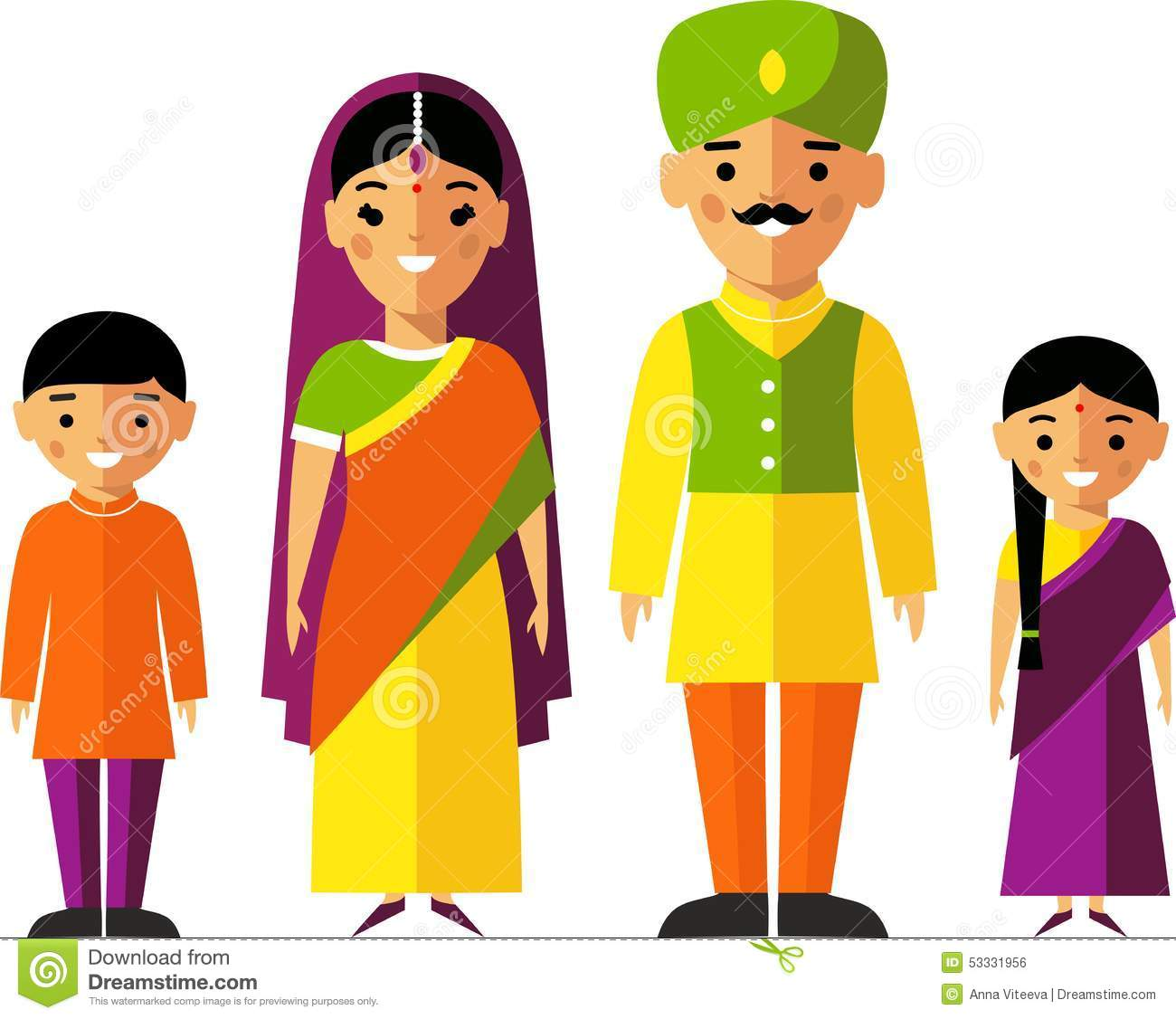 1300x1126 Hindu Clipart Indian Parent