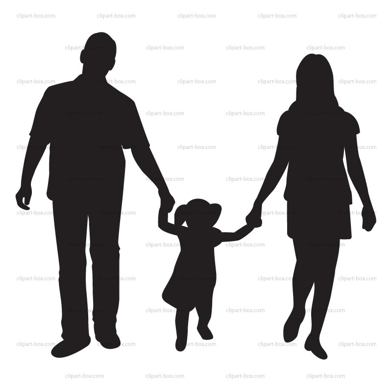 800x800 Baby And Parents Clipart