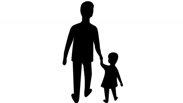 640x360 Clipart Parent With Kids