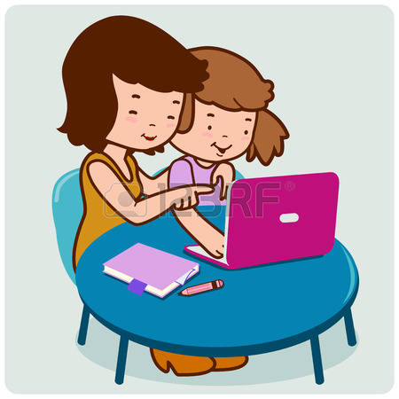 450x450 Computer Clipart Parent