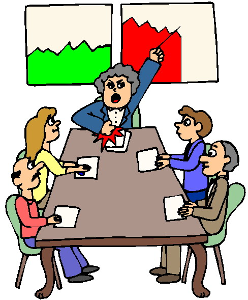 488x589 Meeting clip art 8