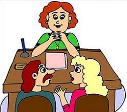 248x219 Meeting Clipart Teacher Meeting
