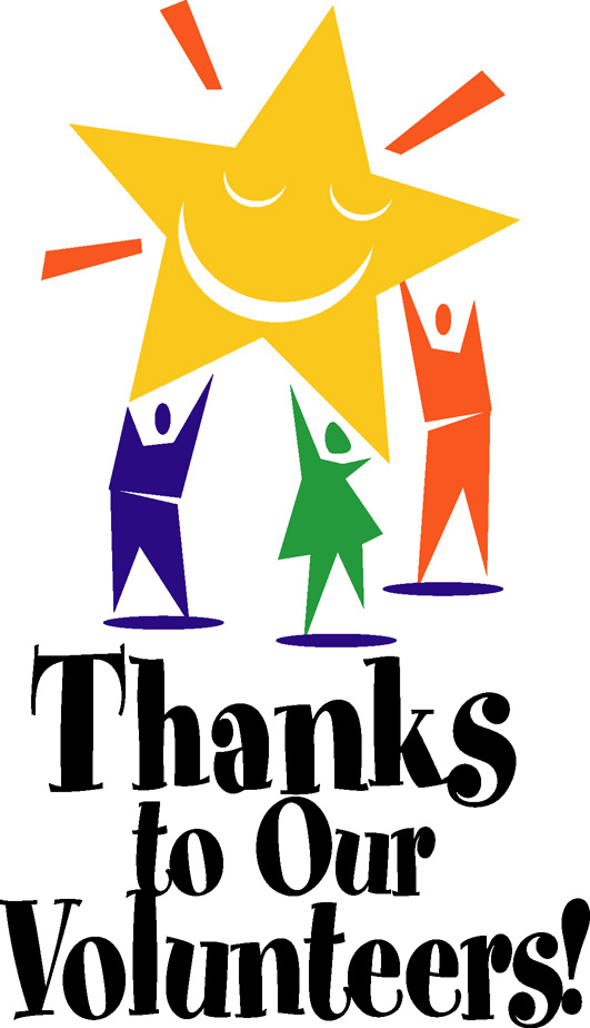 531x924 Thank You Volunteer Clip Art Free Clipart Images 3