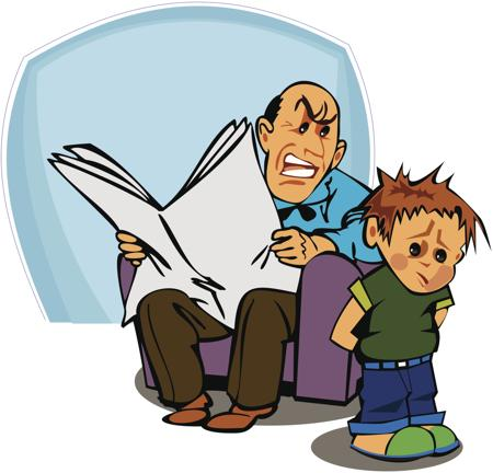 450x432 Angry Dad Clipart, Explore Pictures