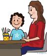 95x115 Parent Involvement Pto Today Clip Art Gallery
