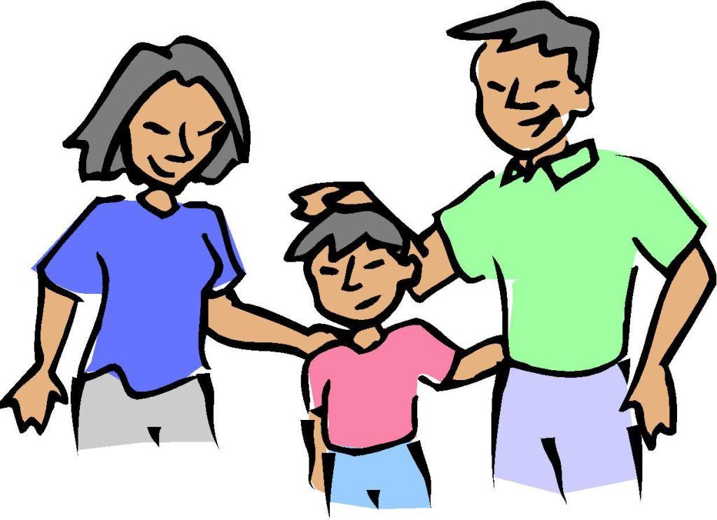 1024x743 Parents Clipart